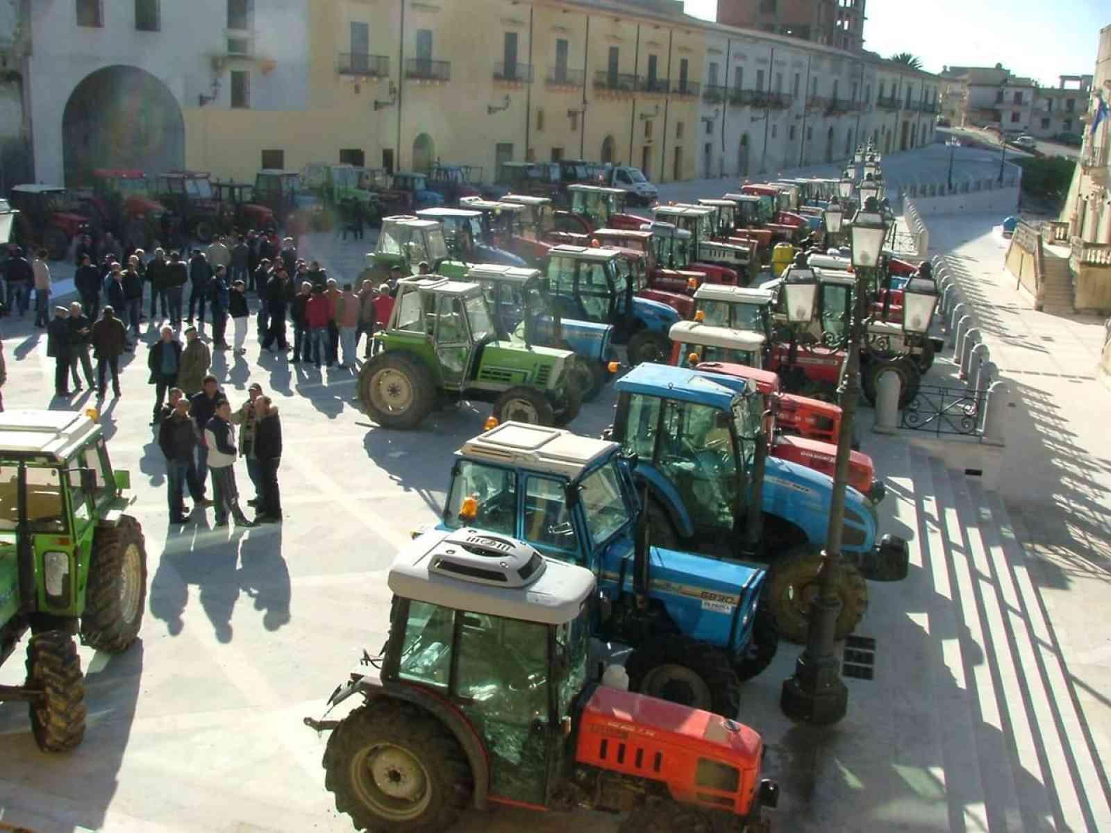 Immagine articolo: Agricoltura al collasso e vendite sotto costo. Domani sera protesta degli agricoltori a Santa Margherita
