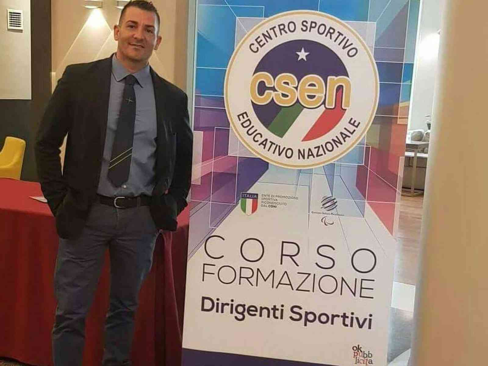Immagine articolo: Incarico dirigenziale allo sportivo margheritese Giuseppe Barbera