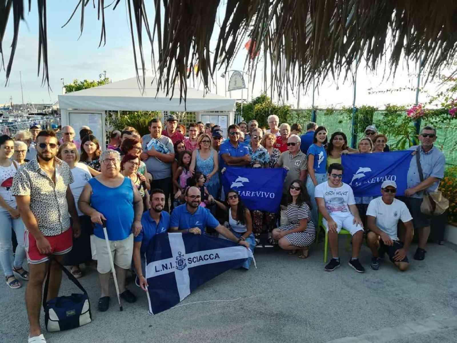 """Immagine articolo: Grande successo per l'iniziativa a Sciacca"""" Il mare è dei pesci"""". No alle barriere per i diversamente abili"""