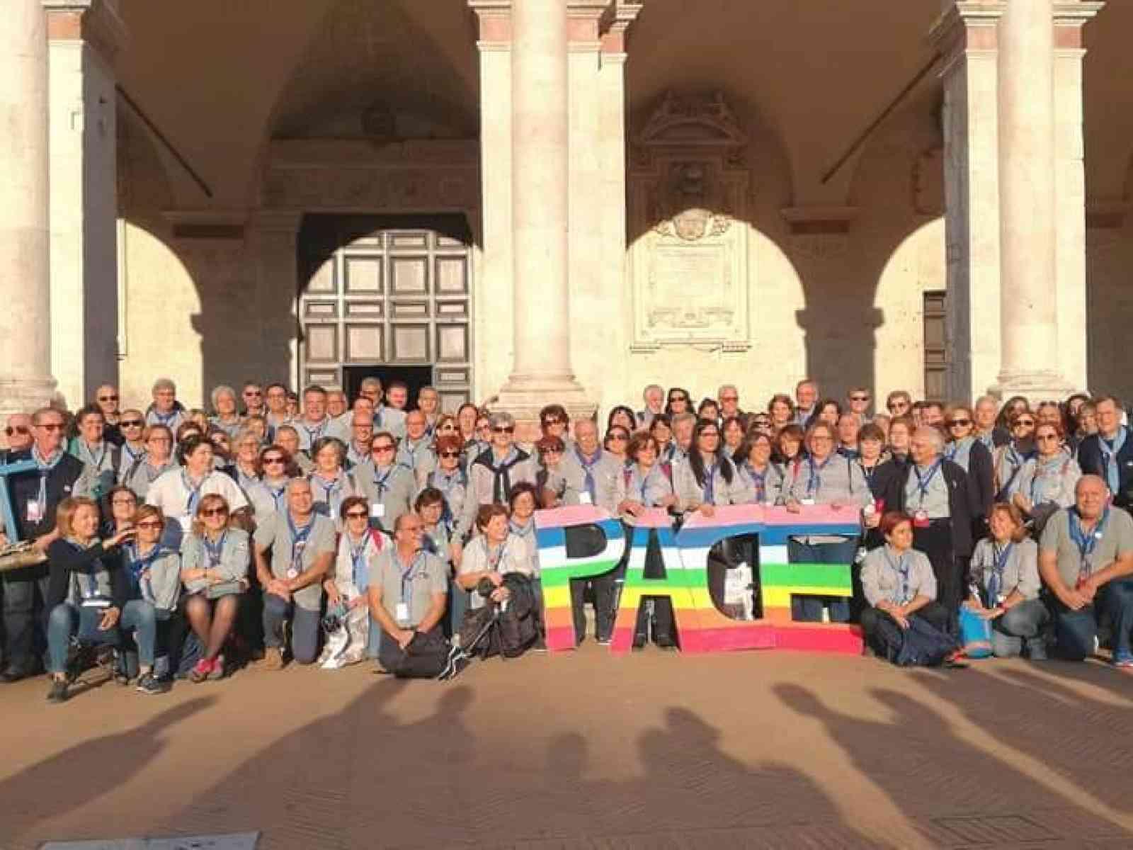 """Immagine articolo: Festa del """"Masci"""" a Spoleto il 12-13-14 Ottobre . Presente anche la Comunità di  Menfi """"Don Paolo Giarratana """""""