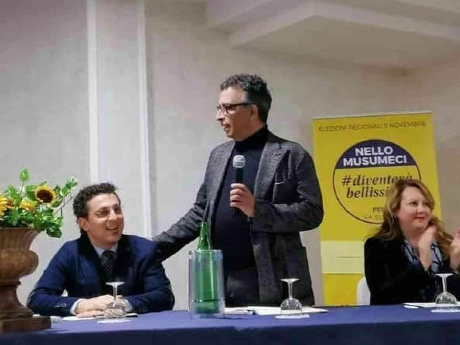 """Immagine articolo: """"Diventerà Bellissima"""", il menfitano Gaspare Marrone nuovo commissario provinciale di Agrigento"""