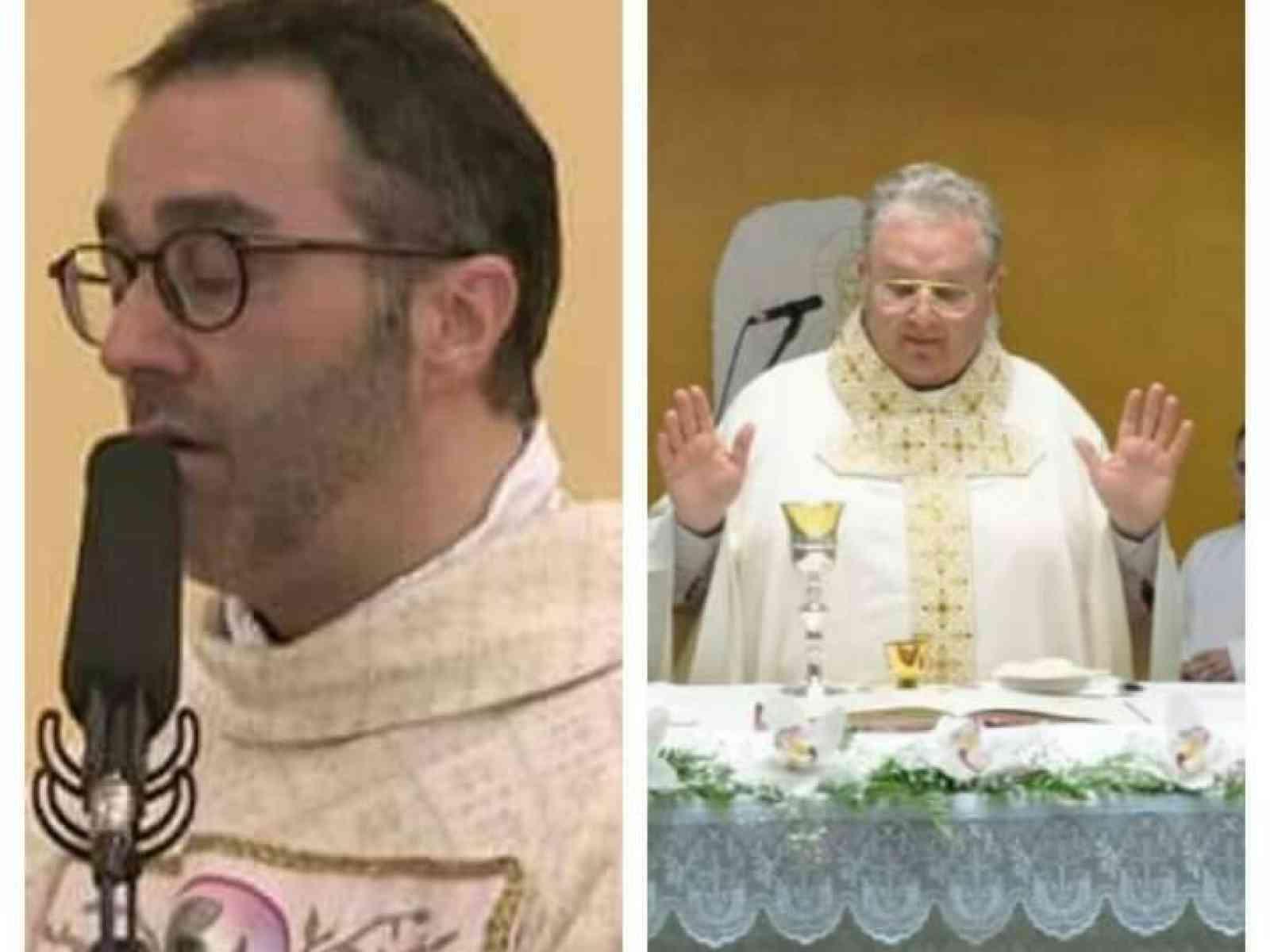 Immagine articolo: S.Margherita B. Avvicendamento di parroci, lascia don Massimo Musso ed arriva don  Tonino Cilia.