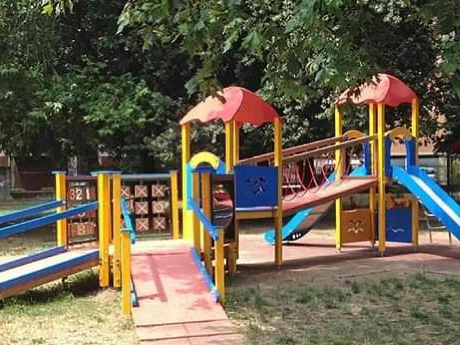 Immagine articolo: Sambuca e Sciacca ottengono un finanziamento per la realizzazione di un parco giochi inclusivo.