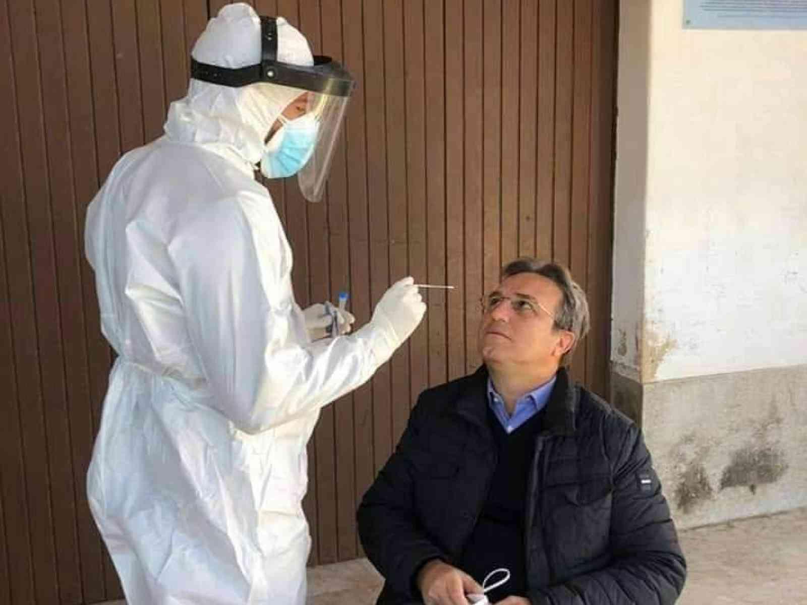 """Immagine articolo: Sambuca di Sicilia, erano risultati con esito """"sospetto"""" . Tutti negativi"""