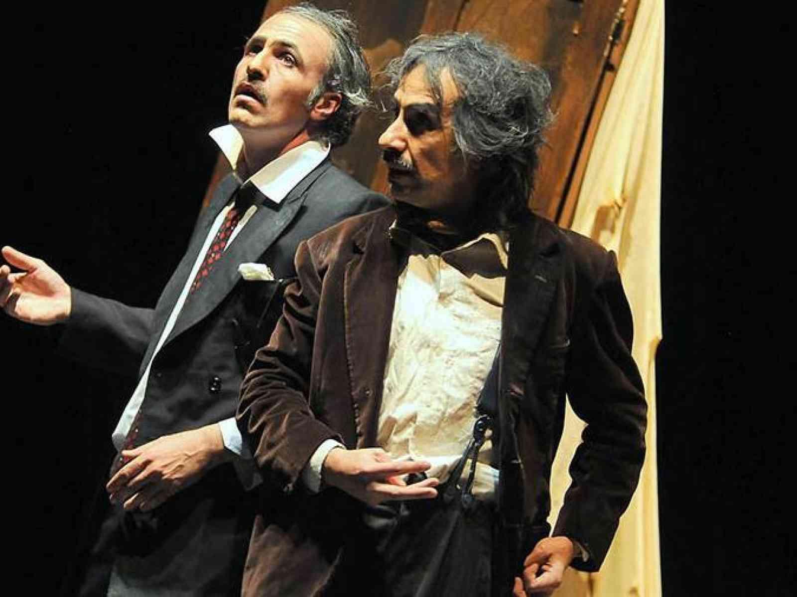 """Immagine articolo: In scena al Teatro Rivoli  di Mazara del Vallo  """"La Malafesta"""". Fabrizio Ferracane e Rino Marino i protagonisti"""