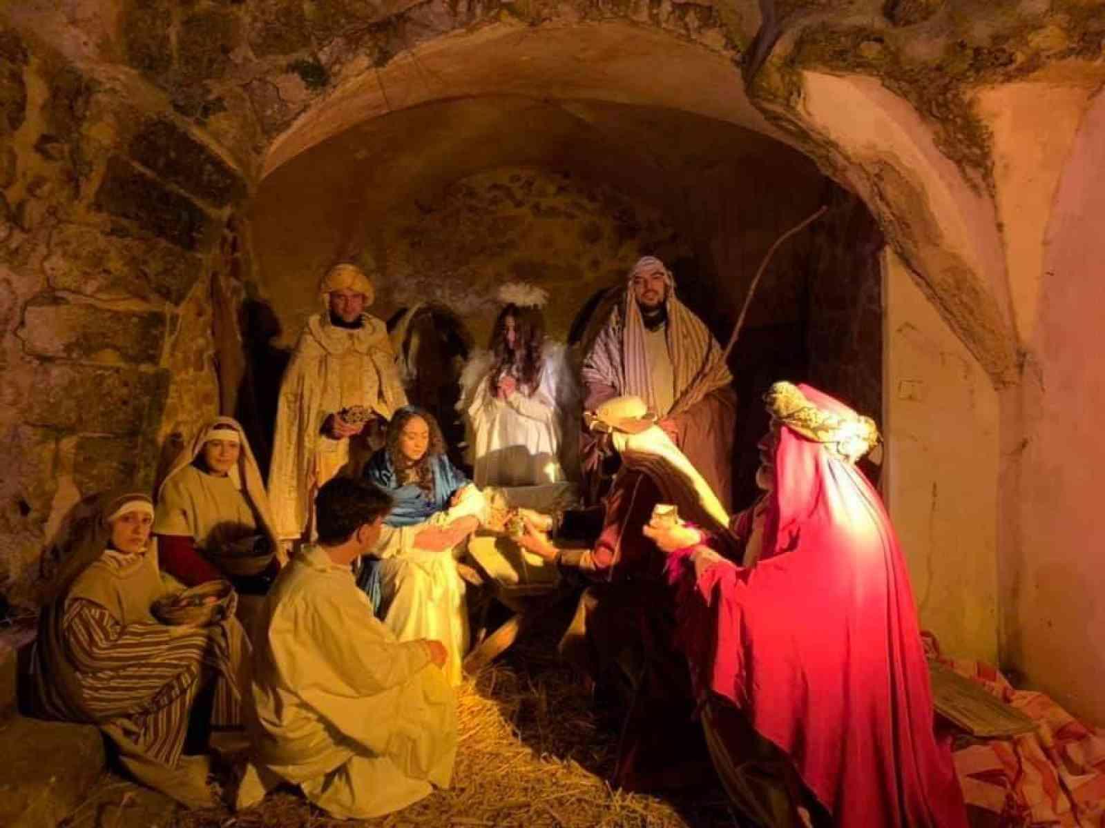 Immagine articolo: Presepe vivente questa sera a Sambuca di Sicilia ultimo giorno. Oltre 200 i figuranti