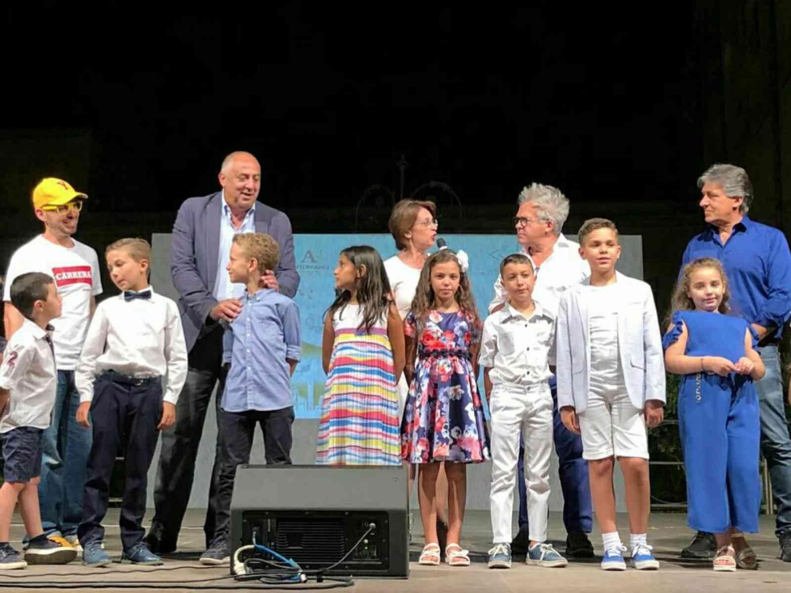 Immagine articolo: Sciacca: grande successo di pubblico alla finale regionale dello Zecchino d'Oro