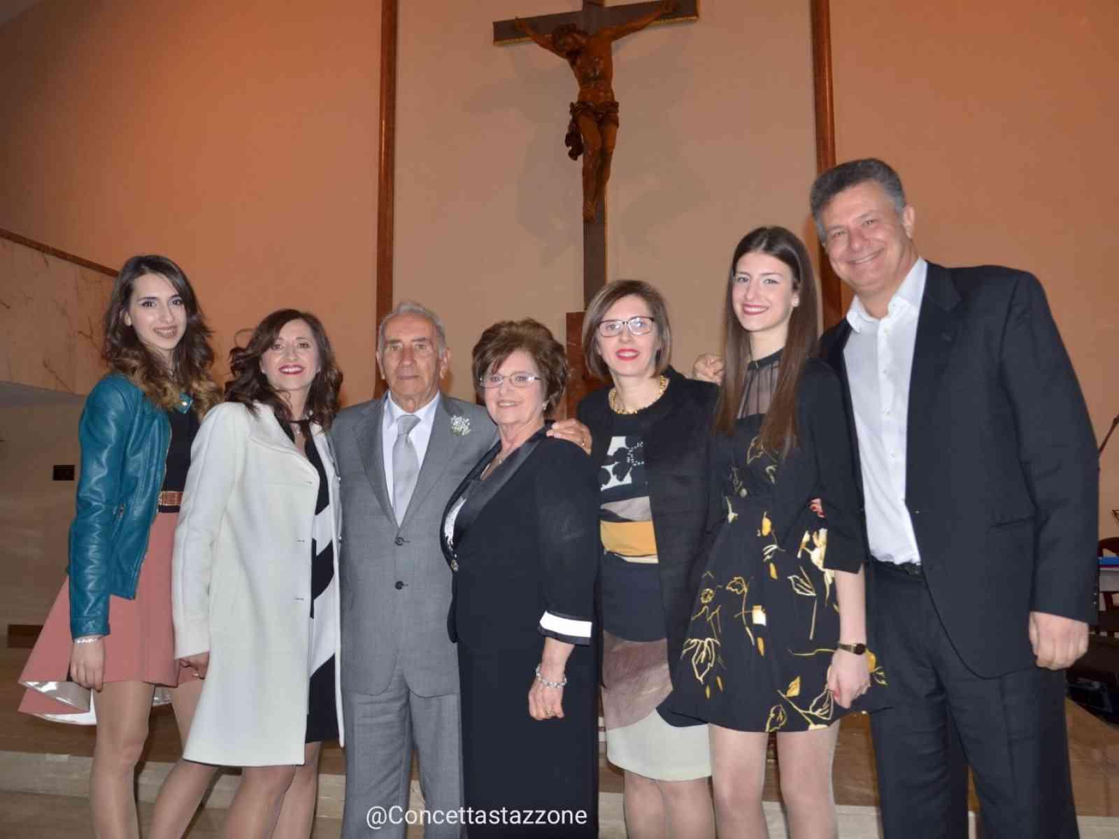 Immagine articolo: Poggioreale. 50 anni di matrimonio per i coniugi Luigia Loria e Francesco Caruana
