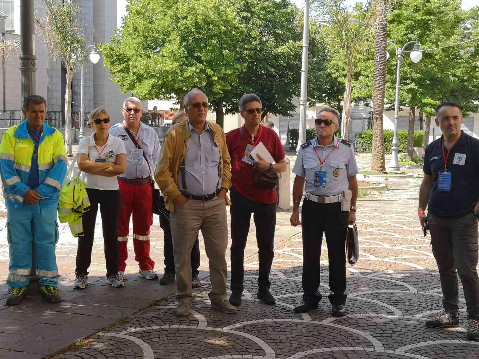 Immagine articolo: Menfi forma i propri quadri dirigenziali sulla prevenzione sismica ed il ruolo della protezione civile