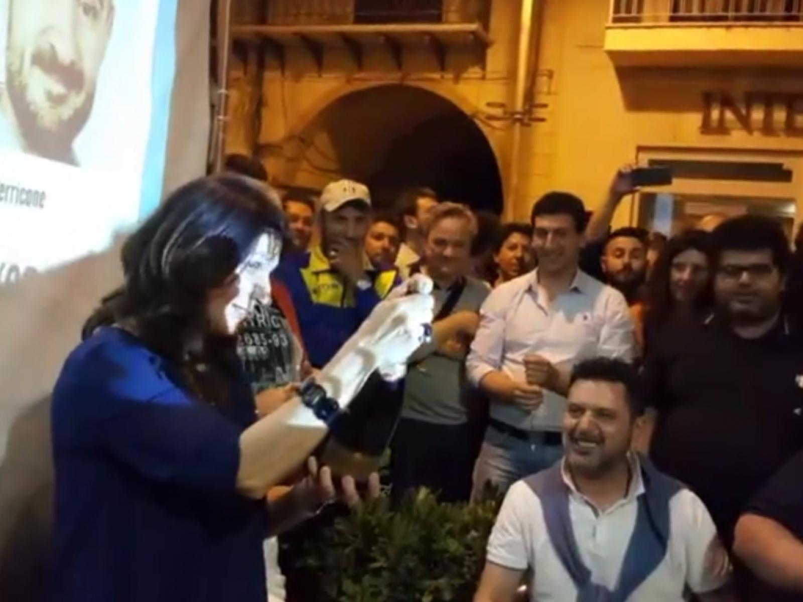 Immagine articolo: Marilena Mauceri è la prima sindaca di Menfi. Ecco i Consiglieri Comunali