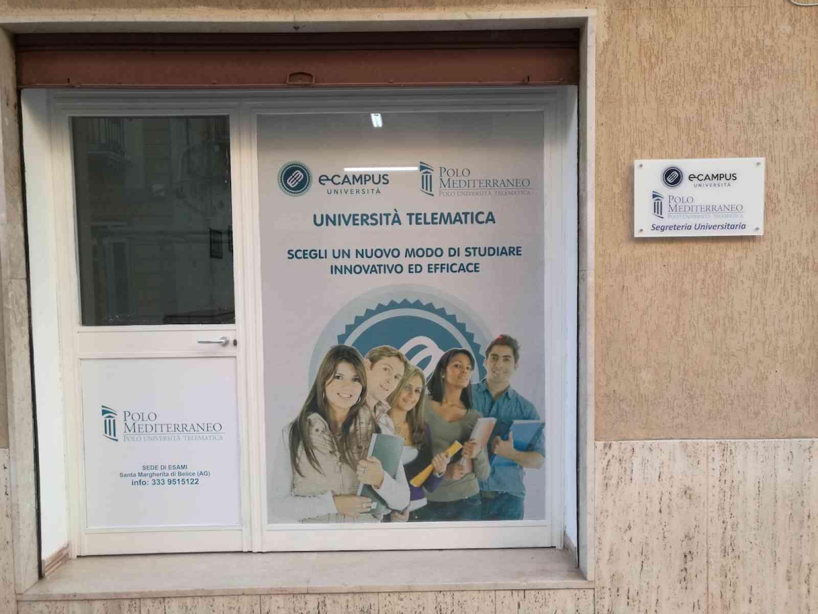 Immagine articolo: L'Università Telematica eCampus apre una segreteria a Menfi
