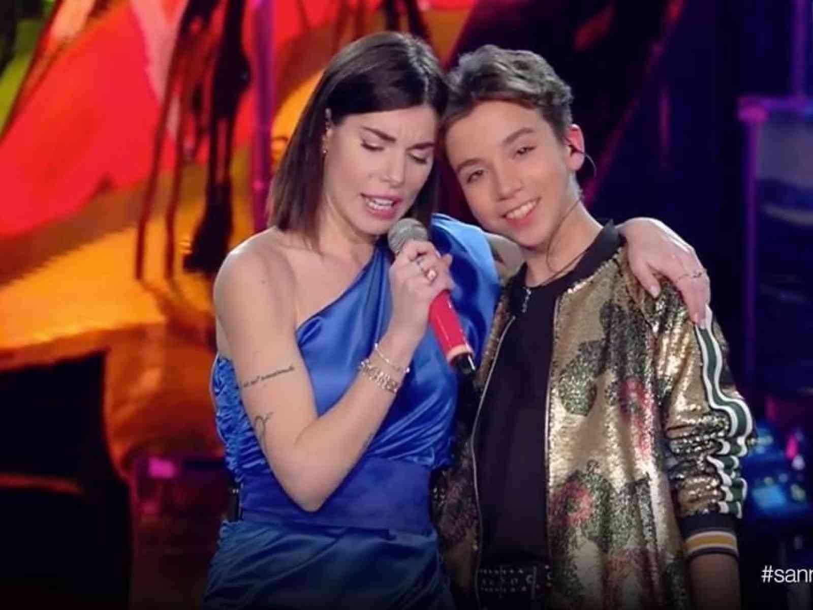 Immagine articolo: Finisce il sogno Sanremo Young per Luigi Cascio. Menfi orgogliosa del giovane cantante