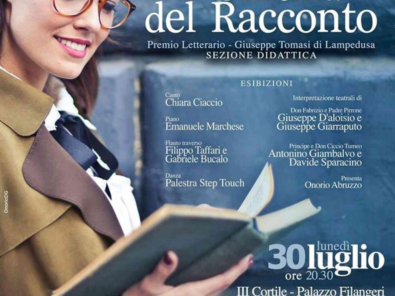 Immagine articolo: S.Margherita, questa sera alle 20.30 a Santa Margherita di Belìce l'Officina del Racconto. Previsto grande afflusso di cittadini