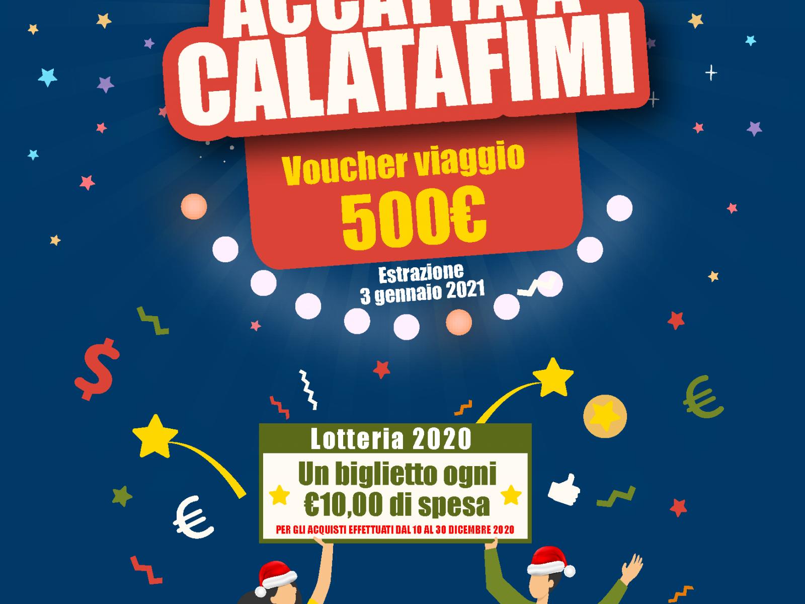"""Immagine articolo: A Calatafimi Segesta l'iniziativa """"Accatta a Calatafimi"""""""