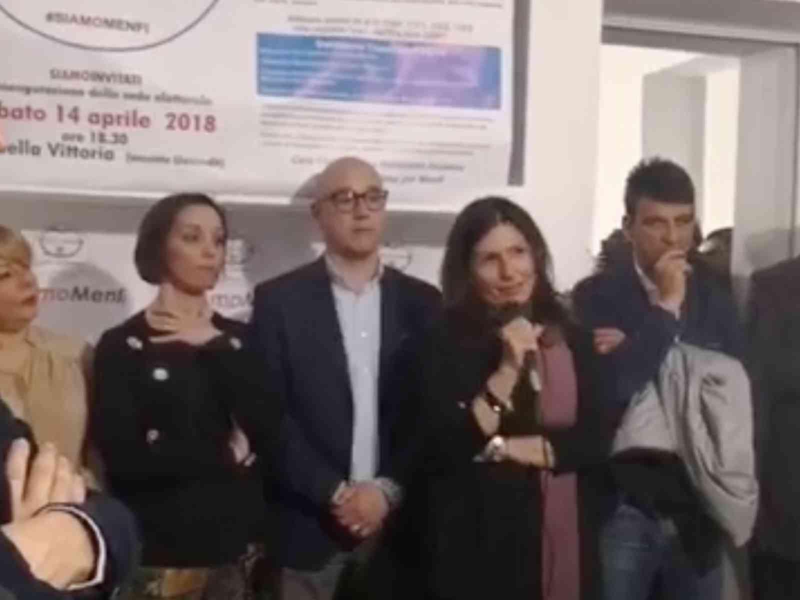 Immagine articolo: Comunali Menfi. #SiamoMenfi ufficializza il proprio candidato a sindaco: Marilena Mauceri