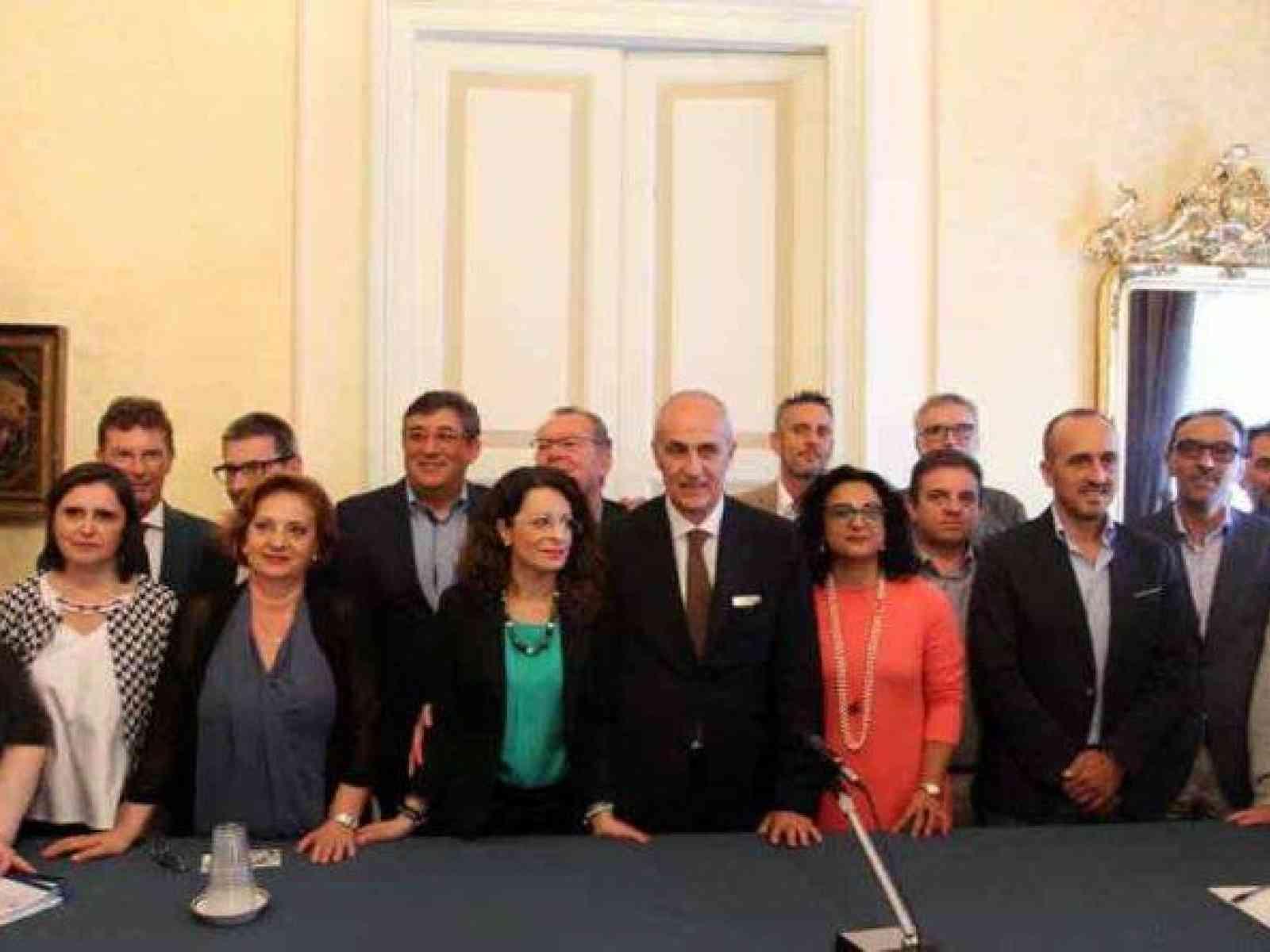 """Immagine articolo: """"Patto Sicurezza Urbana"""" siglato in prefettura da 20 sindaci dell'Agrigentino: sarà potenziata rete videosorveglianza."""