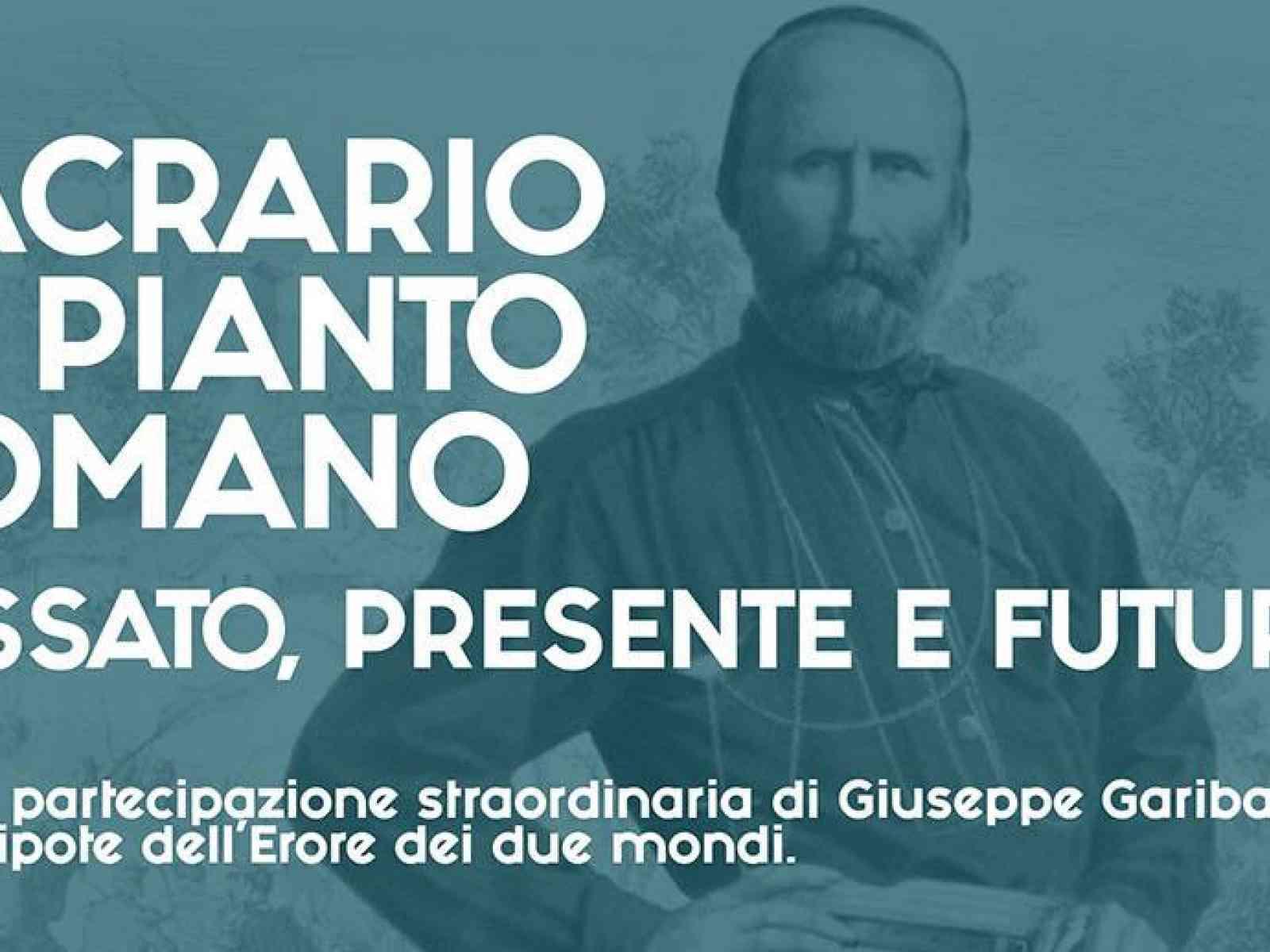 """Immagine articolo: Calatafimi, Passato, presente e futuro. Nuova inaugurazione del """"Pianto Romano"""" con la straordinaria presenza di Giuseppe Garibaldi"""