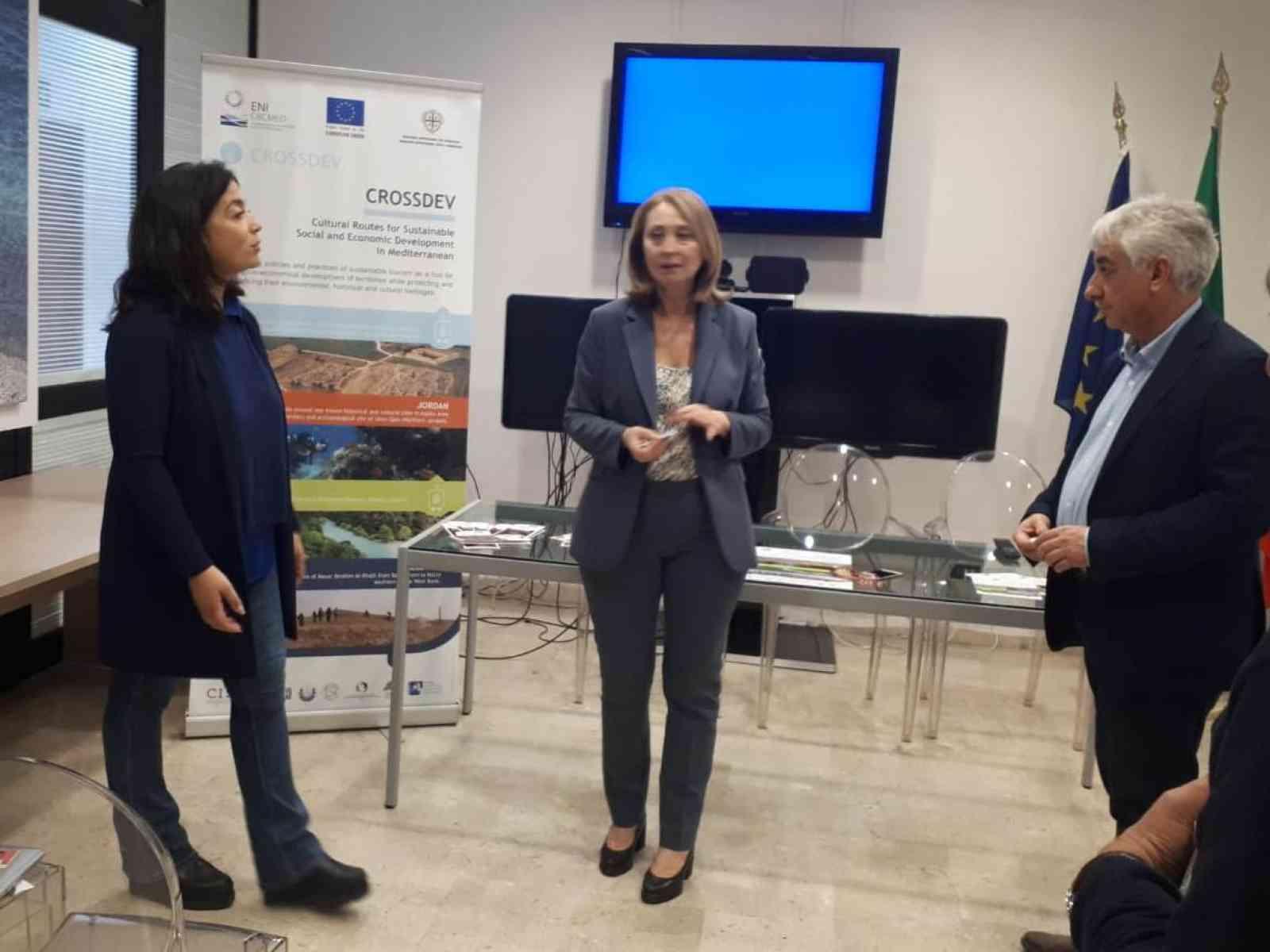 Immagine articolo: Menfi, Sambuca di Sicilia e Castelvetrano protagoniste del progetto europeo Crossdev