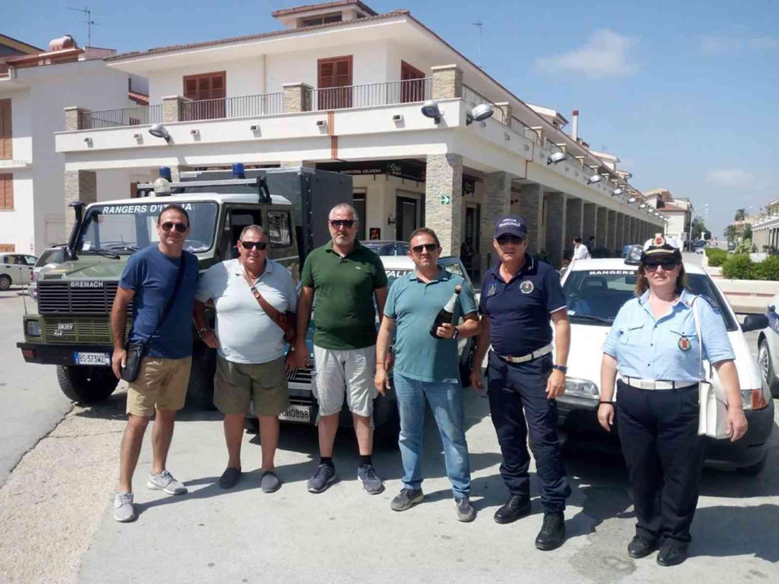 Immagine articolo: Santa Margherita, nuovi mezzi di soccorso per i Rangers. Ieri la presentazione