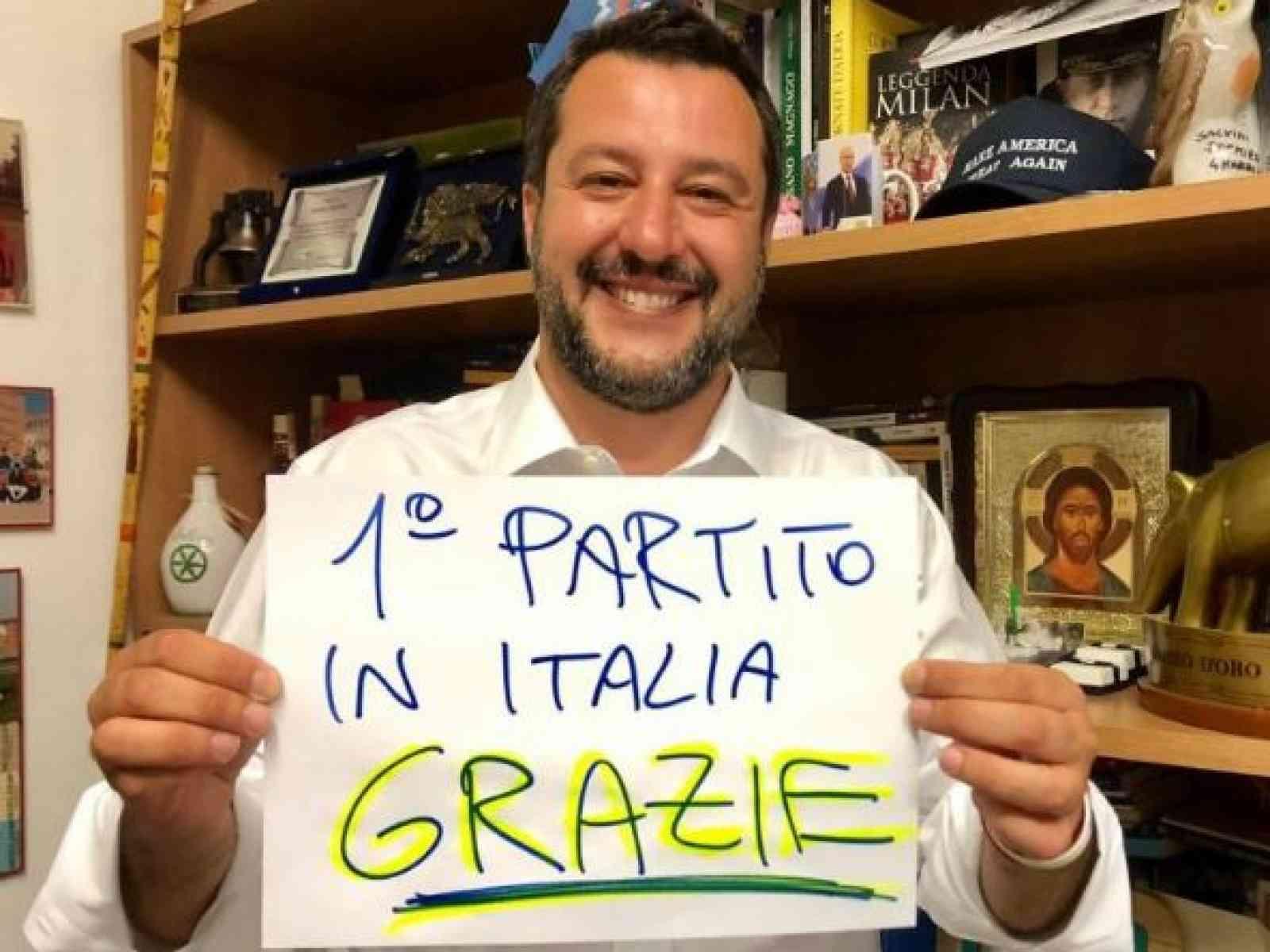 Immagine articolo: Ecco gli 8 eletti all'europarlamento. Sicilia a 5 stelle, ma Salvini vince su tutti