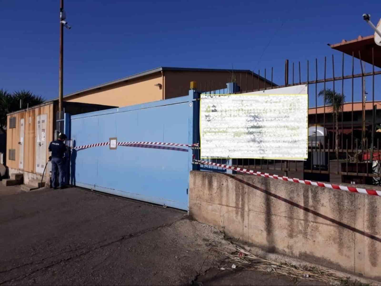 Immagine articolo: Favara, la Polizia di Stato sequestra impianto di demolizione e area per inquinamento ambientale. Ecco cosa non funzionava