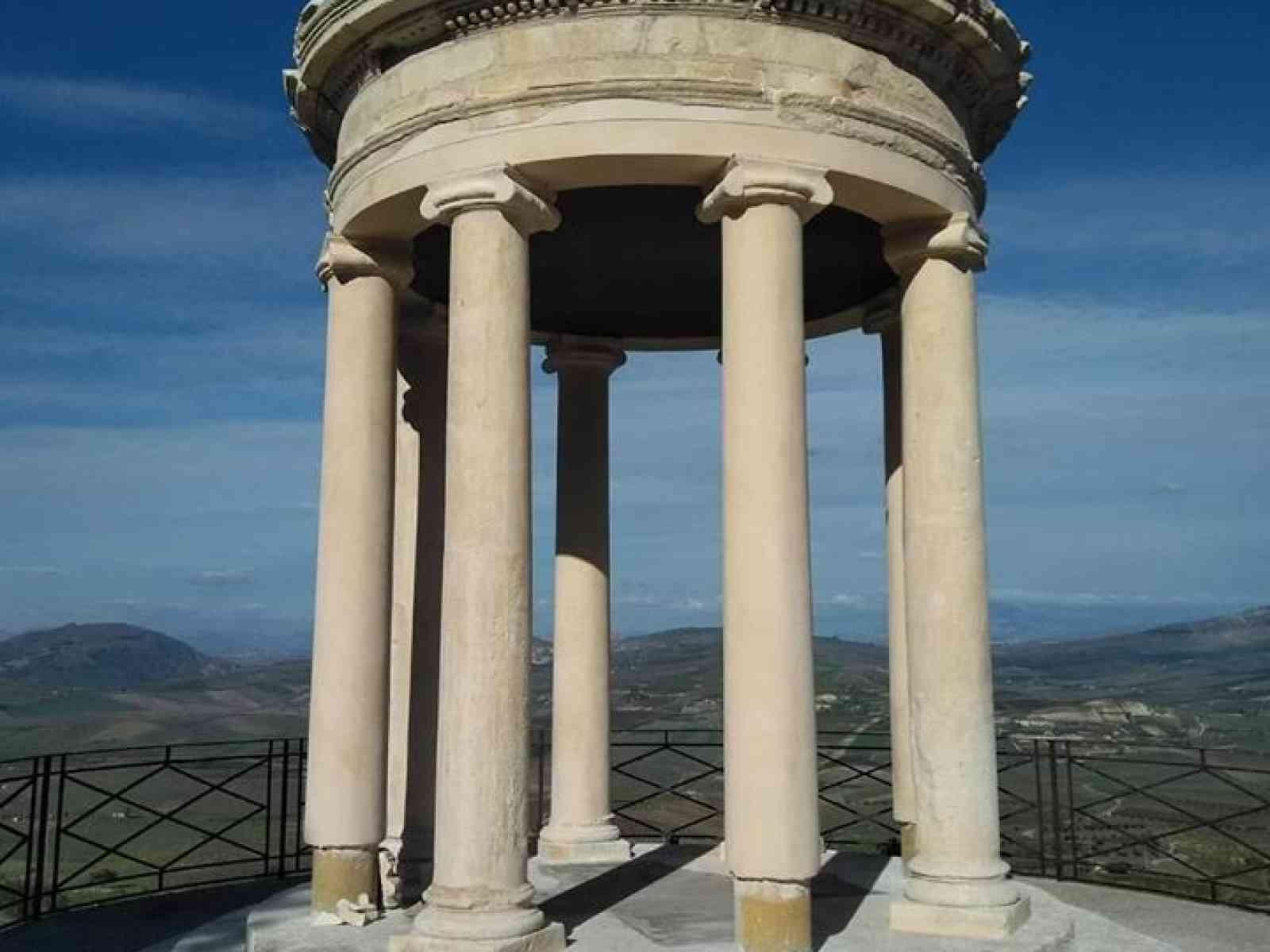 Immagine articolo: Santa Margherita di Belice, torna a splendere il Tempietto del Cafè House