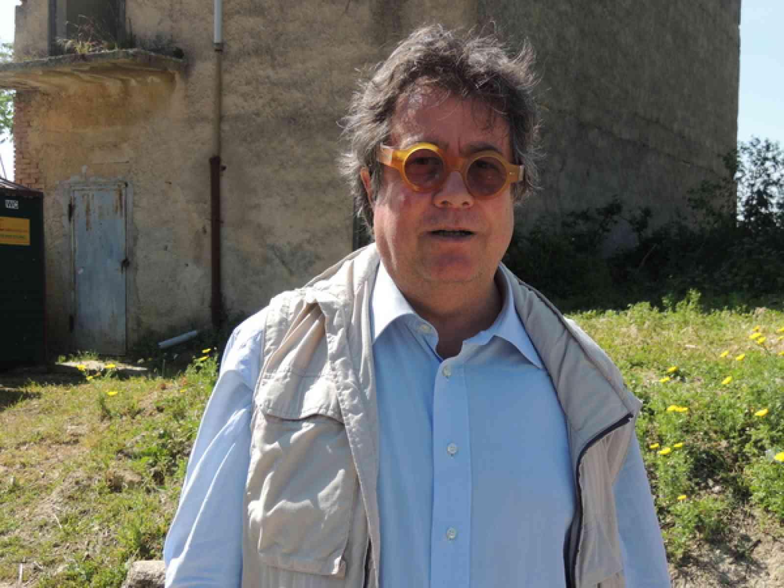 Immagine articolo: Poggioreale, l'Ass. Tusa in visita alla zona archeologica di Monte Castellazzo. Al Corpo Forestale probabile affidamento delle pulizie