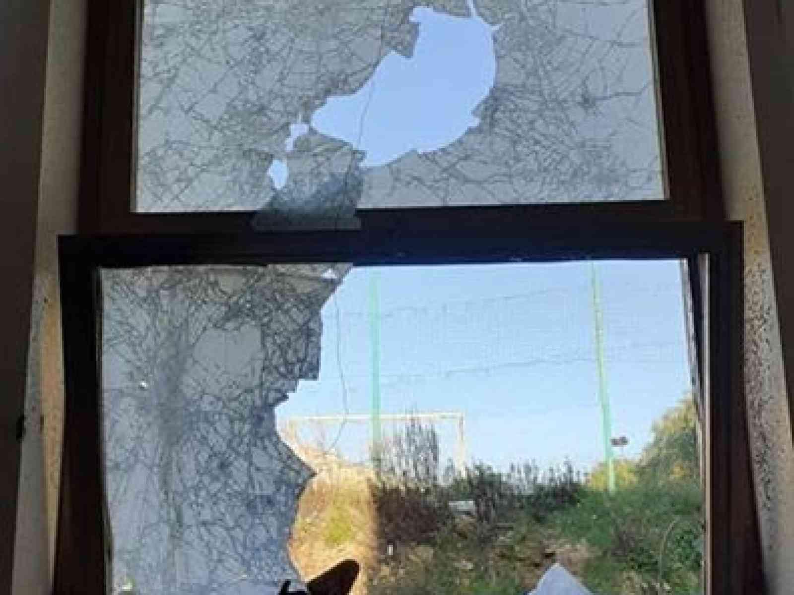 Immagine articolo: S.Margherita. Individuati autori atti vandalici alla palestra. Sono minorenni
