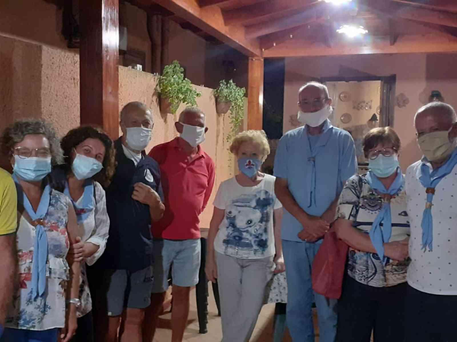 Immagine articolo: L'alpino camminatore per promuovere l'Associazione Sclerosi Tuberosa da Selinunte a Sciacca, fa tappa a Menfi